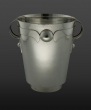 A rare silver-plated champagne bucket, J. DEPRES